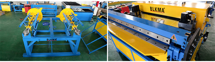 Auto Duct Production Line 3